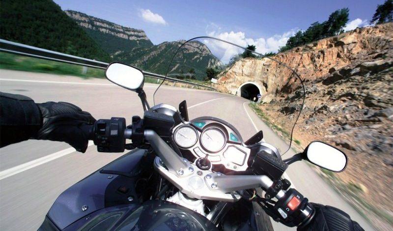primeira moto